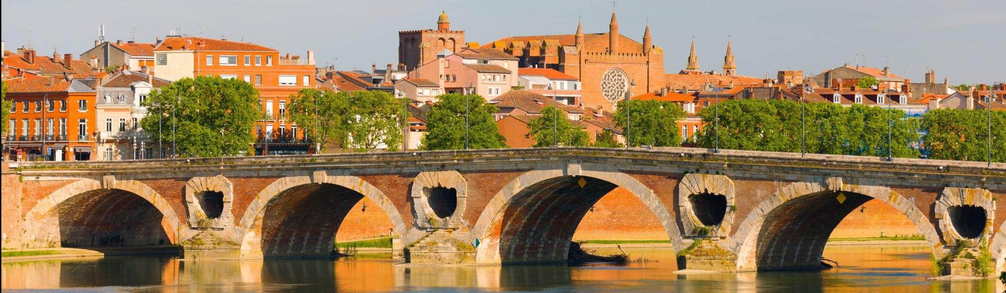Visuel de Toulouse
